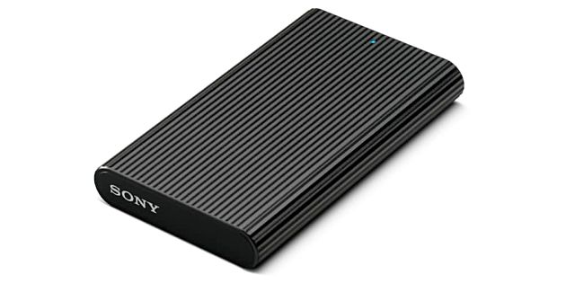 Sony introduceert nieuwe serie Externe Solid-State Drives