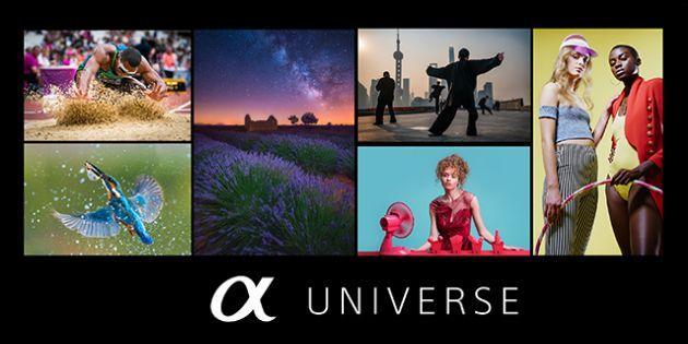 Sony Alpha Universe nu ook in de Benelux beschikbaar