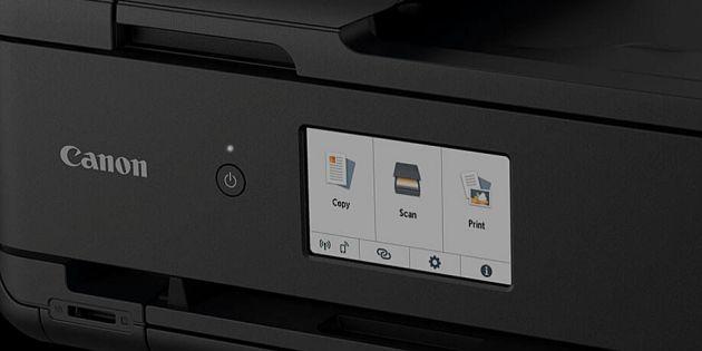 Canon lanceert vijf nieuwe Pixma-inkjetprinters