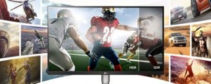 LG 27UK850-W 4K HDR-monitor