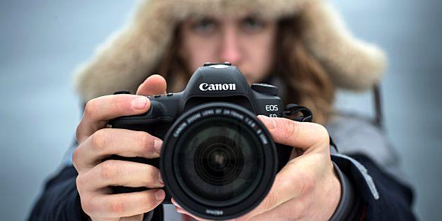 Canon zoekt deelnemers voor de Noordkaap Challenge 2018