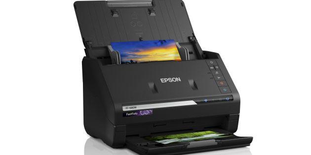 Epson FastFoto FF-680W fotoscanner