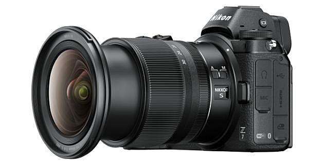 Nikon kondigt Nikkor Z groothoekzoomobjectief aan