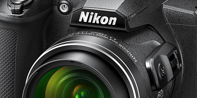 Nieuwe Nikon Coolpix-camera's