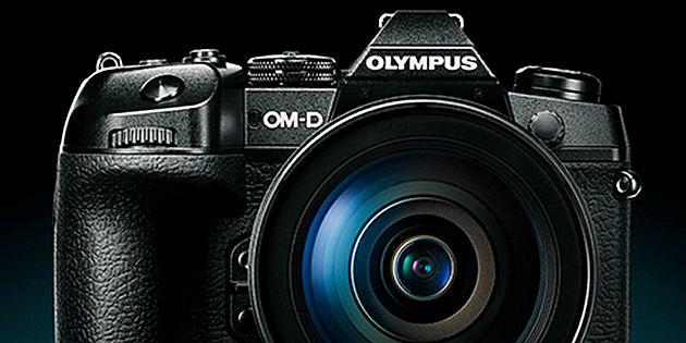 Olympus lanceert OM-D E-M1X