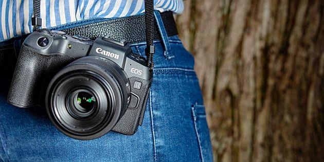 Canon lanceert EOS RP systeemcamera