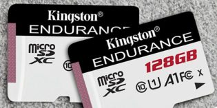 Kingston 128 GB high-endurance microSD-kaart
