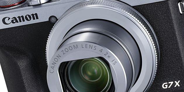 Canon breidt PowerShot G-serie uit
