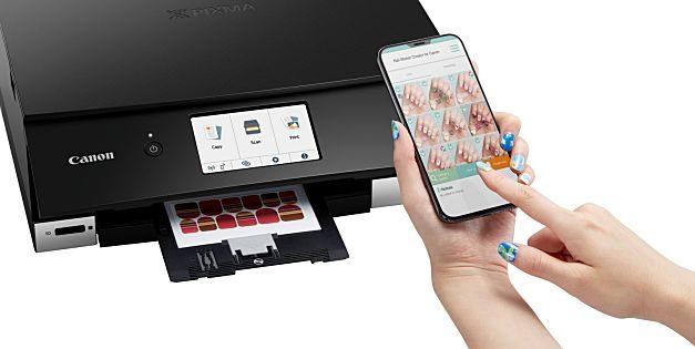 Canon lanceert 4 nieuwe Pixma-printers