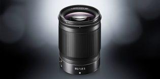 Nikon kondigt komst lichtsterk Nikkor Z 85mm objectief aan