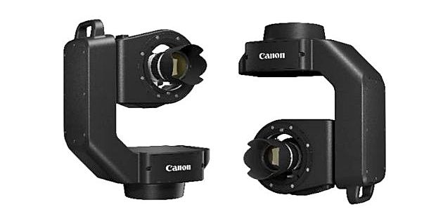 Canon ontwikkelt een nieuw afstandsbedieningssysteem