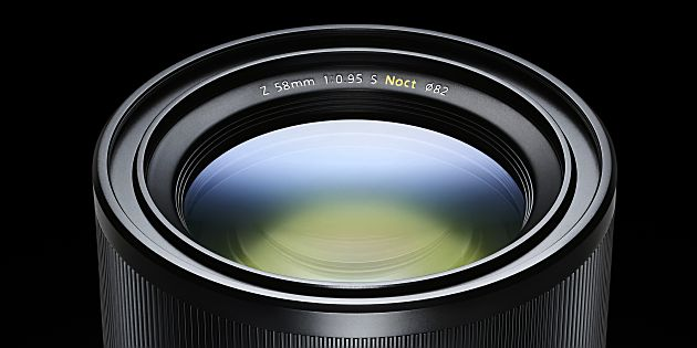 Nikon introduceert Nikkor Z 58mm F0.95 S Noct