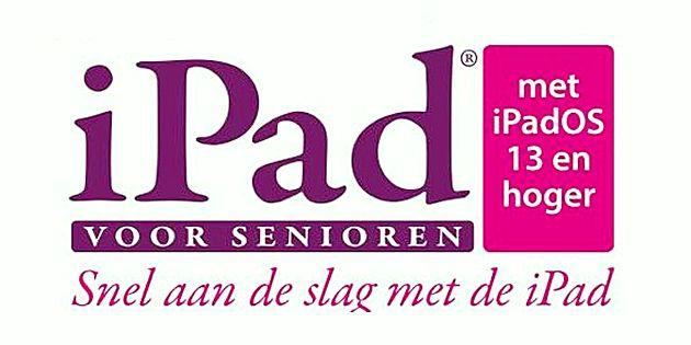 iPad voor senioren met IOS 13 en hoger