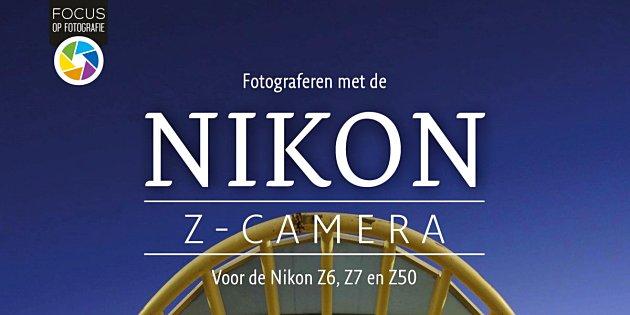 Fotograferen met een Nikon Z-camera