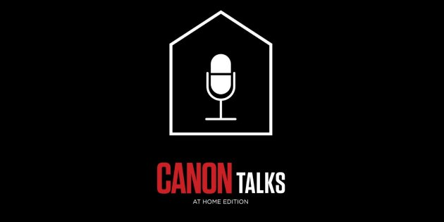 Canon lanceert Canon Talks at Home