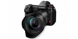 Firmware-update Panasonic Lumix S1H beschikbaar