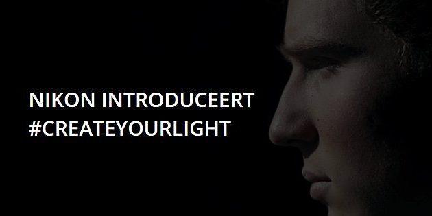 Nikon introduceert Create Your Light campagne