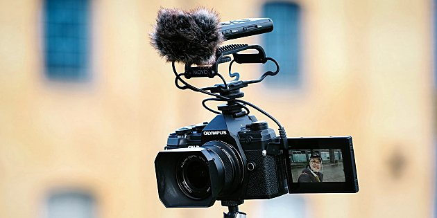 Olympus lanceert OM-D moviekit