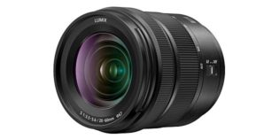 Panasonic lanceert LUMIX S 20-60mm F3.5-5.6 zoomobjectief