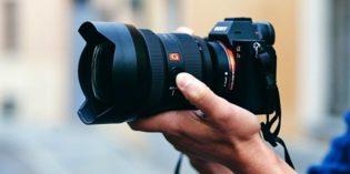 Sony lanceert FE 12-24mm F2.8 GM zoomobjectief
