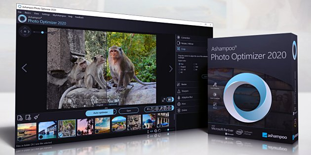 Download: Ashampoo Photo Optimizer 2020