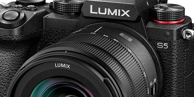 Panasonic lanceert LUMIX DC-S5 full-frame systeemcamera