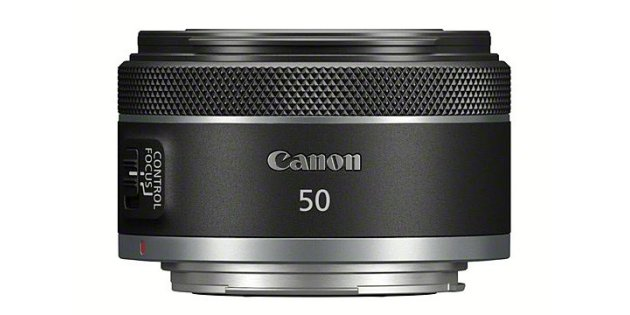 Canon kondigt komst RF 50mm F1.8 STM objectief aan
