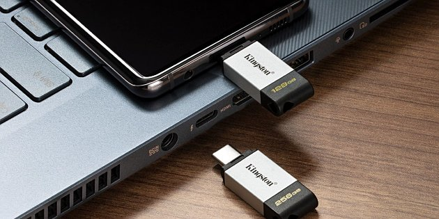 Kingston DataTraveler 80 Flash Drive