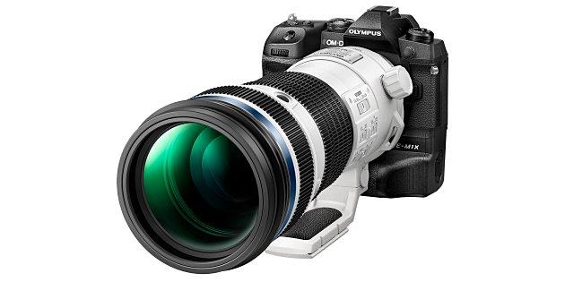 Olympus kondigt M.Zuiko Digital ED 150-400mm F4.5 TC1.25x IS PRO aan
