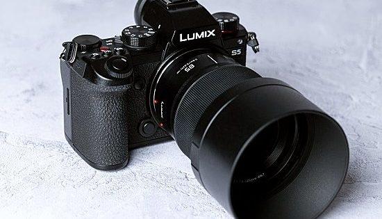 Panasonic lanceert Lumix S 85mm F1.8 objectief