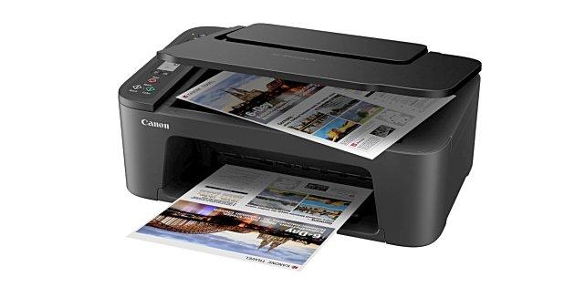 Canon introduceert PIXMA TS3450 drie-in-een printer