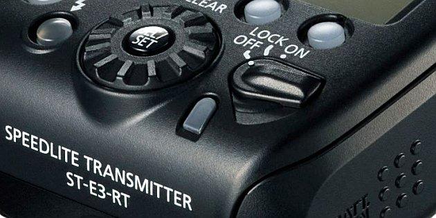 Canon lanceert nieuwe versie ST-E3-RT-transmitter