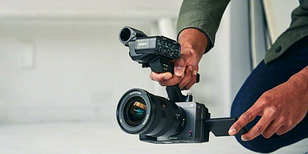 Sony lanceert FX3 Cinema Line-camera