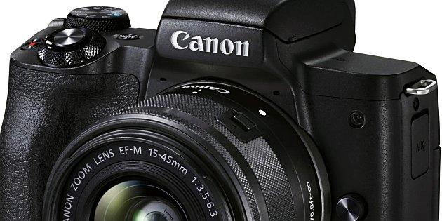 Canon lanceert EOS M50 Mark II