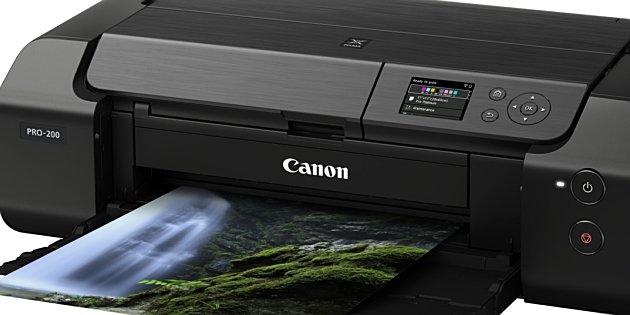 Canon Pixma PRO-200 fotoprinter