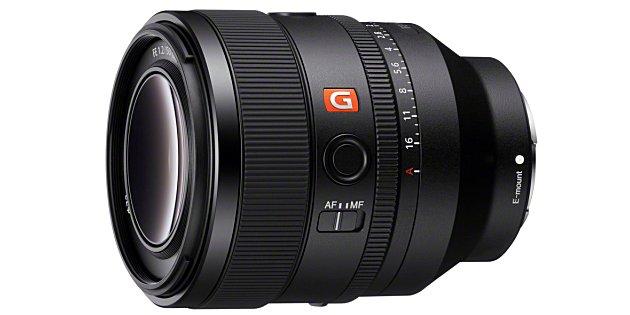 Sony lanceert FE 50mm F1.2 GM standaardobjectief